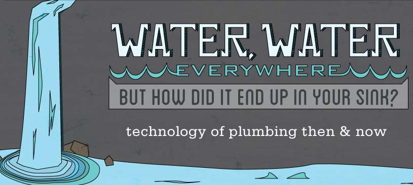 Technology of Plumbing: Then and Now