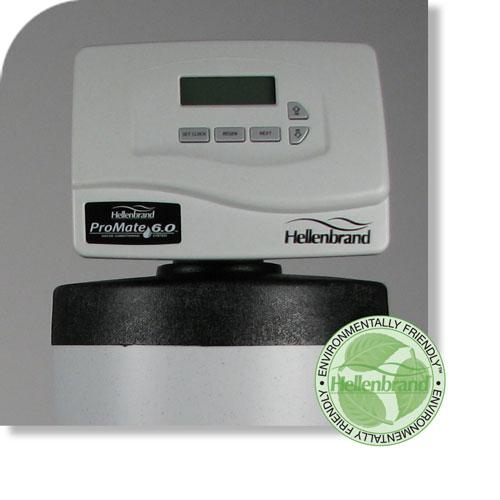 Hellenbrand ProMate 6.0-IC-2.0 Water Softener