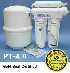 Vertex PT-4.0 R.O. System