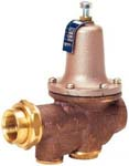 Pressure Regulating Valves