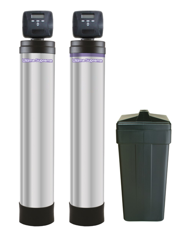 Super High Efficiency Demand Water Softener