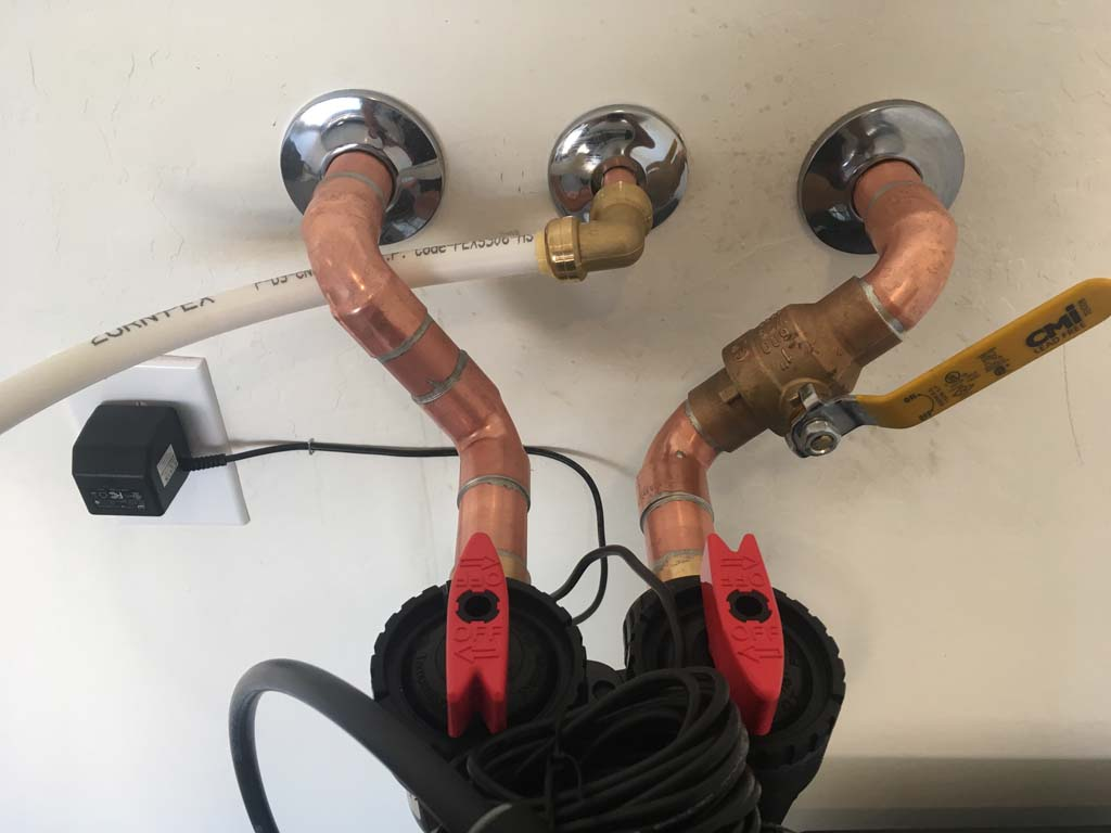 Bypass Valve and Vacation Valve