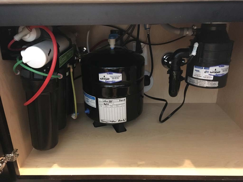 Ultima Green Reverse Osmosis Install